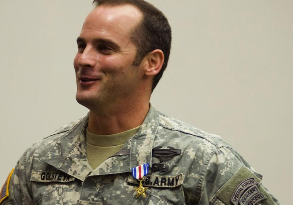 Army Special Forces Major Mattew Golsteyn